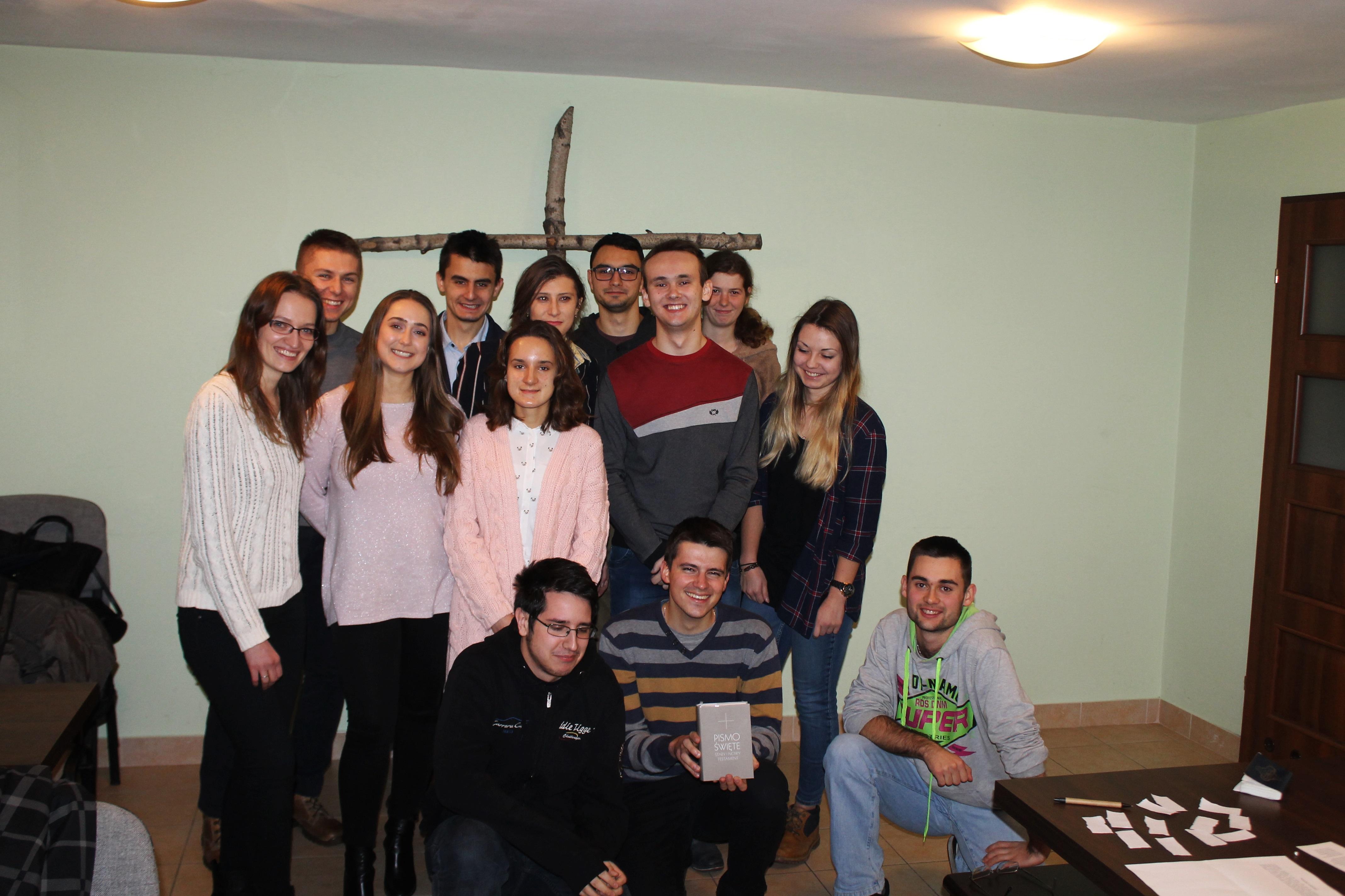 zdjęcie grupy biblijnej